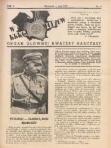 W Kręgu Wodzów, 1937, R. 5, nr 5