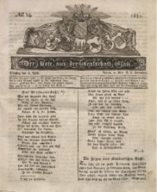 Der Bote aus der Grafschaft Glatz, 1831, No. 14