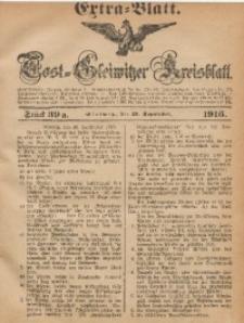 Tost-Gleiwitzer Kreisblatt, 1916, Jg. 74, St. 39a