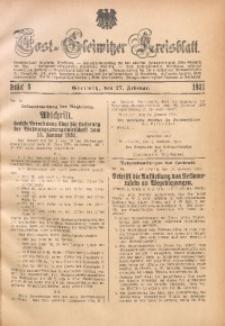 Tost-Gleiwitzer Kreisblatt, 1931, St. 8