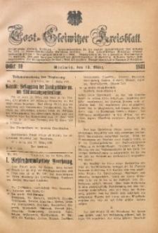 Tost-Gleiwitzer Kreisblatt, 1931, St. 10