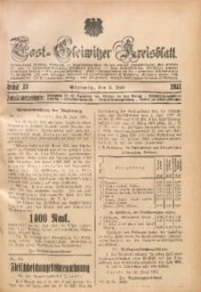 Tost-Gleiwitzer Kreisblatt, 1931, St. 23