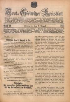 Tost-Gleiwitzer Kreisblatt, 1931, St. 28