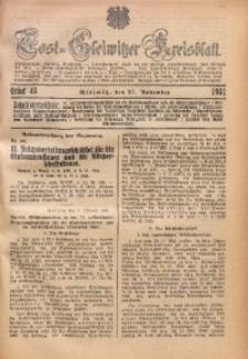 Tost-Gleiwitzer Kreisblatt, 1931, St. 43
