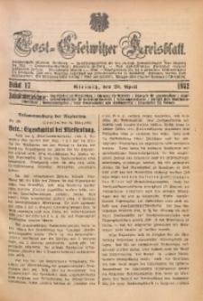 Tost-Gleiwitzer Kreisblatt, 1932, St. 17