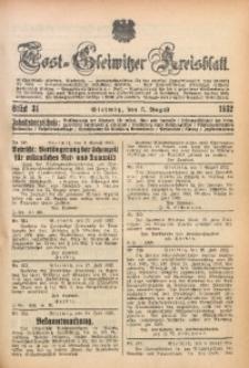 Tost-Gleiwitzer Kreisblatt, 1932, St. 31