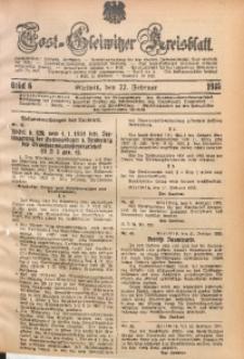 Tost-Gleiwitzer Kreisblatt, 1935, St. 6