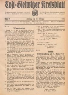 Tost-Gleiwitzer Kreisblatt, 1937, St. 6