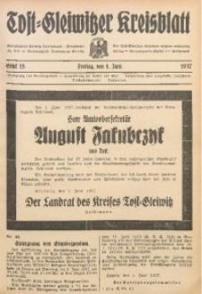 Tost-Gleiwitzer Kreisblatt, 1937, St. 18