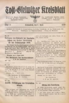 Tost-Gleiwitzer Kreisblatt, 1939, St. 13
