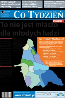 Co Tydzień Mysłowice, 2019, R.29, nr47 (1469)