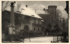 Ottmachau. Niederschloss und Burg