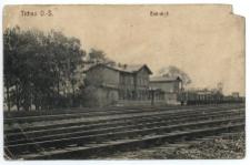 Tichau O.-S. Bahnhof
