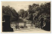 Sosnowiec. Park Schöna