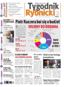 Tygodnik Rybnicki : Czerwionka-Leszczyny, Lyski, Gaszowice, Jejkowice, Świerklany. R. 10, nr 4 (429).