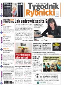 Tygodnik Rybnicki : Czerwionka-Leszczyny, Lyski, Gaszowice, Jejkowice, Świerklany. R. 10, nr 7 (432).