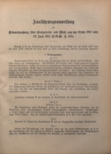 Amts-Blatt der Königlichen Regierung zu Liegnitz, 1916, Jg. 106, Nr. u01