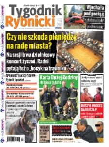 Tygodnik Rybnicki : Czerwionka-Leszczyny, Lyski, Gaszowice, Jejkowice, Świerklany. R. 10, nr 21 (446).