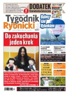 Tygodnik Rybnicki : Czerwionka-Leszczyny, Lyski, Gaszowice, Jejkowice, Świerklany. R. 10, nr 34 (459).