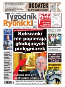 Tygodnik Rybnicki : Czerwionka-Leszczyny, Lyski, Gaszowice, Jejkowice, Świerklany. R. 10, nr 42 (467).