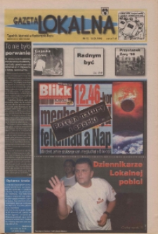 Gazeta Lokalna 1999, nr 12.