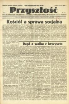 Przyszłość, 1934, R. 1, nr 15