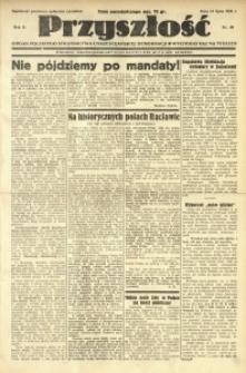 Przyszłość, 1935, R. 2, nr 28