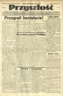 Przyszłość, 1935, R. 2, nr 37