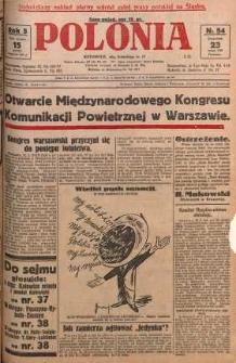Polonia, 1928, R. 5, nr 54