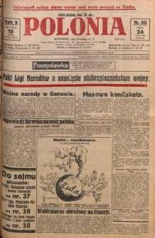 Polonia, 1928, R. 5, nr 55
