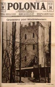 Polonia, 1928, R. 5, nr 57