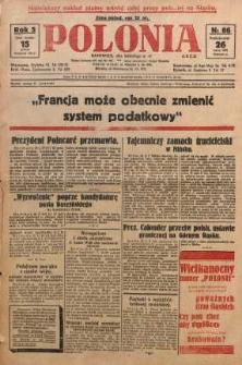 Polonia, 1928, R. 5, nr 86