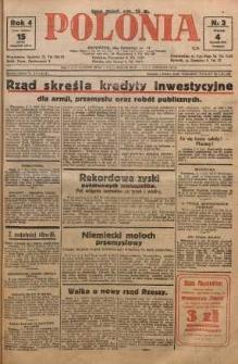 Polonia, 1927, R. 4, nr 3