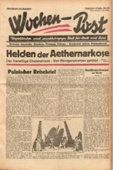 Wochen-Post, 1934, Jg. 6, Nr. 22