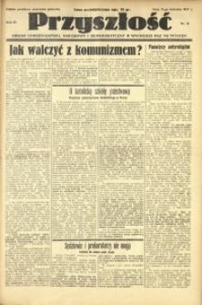 Przyszłość, 1937, R. 4, nr 14