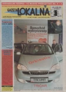 Gazeta Lokalna 2001, nr 3 (83).