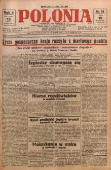 Polonia, 1927, R. 4, nr 18