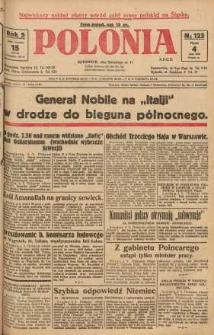 Polonia, 1928, R. 5, nr 123