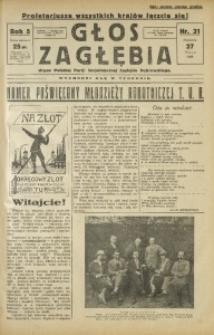 Głos Zagłębia, 1928, R. 5, nr 31
