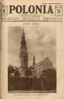 Polonia, 1928, R. 5, nr 132