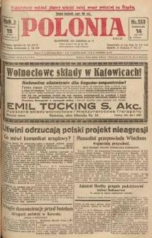 Polonia, 1928, R. 5, nr 133
