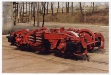 Wózek napędowy lokomotywy 6D (SM 800)