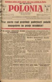 Polonia, 1928, R. 5, nr 144