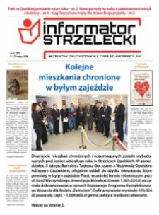 Informator Strzelecki : bezpłatny dwutygodnik kulturalono-informacyjny 2018, nr 3 (217).