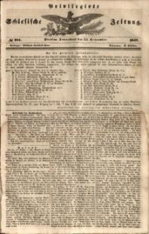 Privilegirte Schlesische Zeitung, 1847, Jg. 106, No. 224