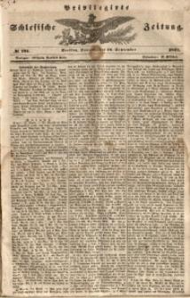 Privilegirte Schlesische Zeitung, 1847, Jg. 106, No. 225