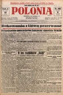 Polonia, 1928, R. 5, nr 188