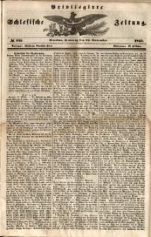 Privilegirte Schlesische Zeitung, 1847, Jg. 106, No. 273