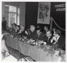 Konferencja sprawozdawczo-wyborcza PZPR