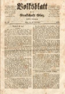 Volksblatt für die Grafschaft Glatz, 1849, Jg. 10, Nr. 99